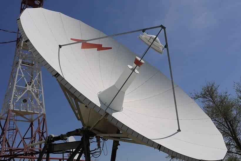 Антенна VSAT Ku-Band Andrew диаметром 3,7m